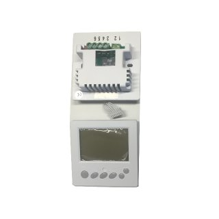 Wand Thermostat LCD Display  D2