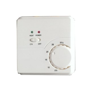 Wand Thermostat  D1
